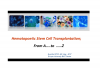 Hematopoetic Stem Cell Transplantation 2017